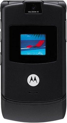 Handy Motorola RAZR V3 black ohne Branding Motorola Razr V3i