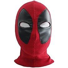 Lycra Super Stretch Deadpool Máscara Halloween Cosplay Deadpool Mascaras Capucha Máscaras Para Adultos Y Niños