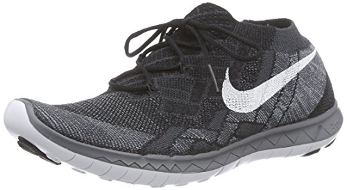 Nike WMNS Free 3.0 Flyknit, Chaussures de Running Entrainement Femme