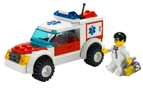 LEGO-City-7902-Doctors-Car