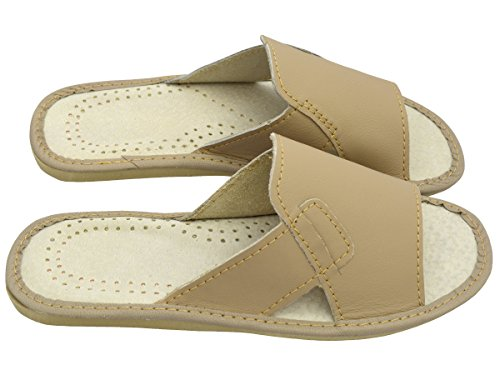 Bawal , Chaussons homme Beige - Beige