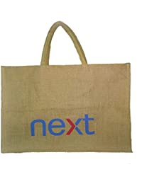 Next Eco Friendly Jute Bag For Shopping By Meme