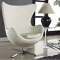 Poltrona Egg Imitazione.Egg Chair Poltrone Poltrone E Sedie Casa E Cucina Amazon It