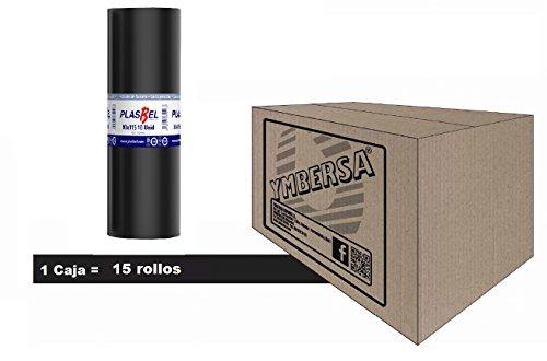 Caja bolsa basura 150 Litros - 90x115 cm. Extra grande