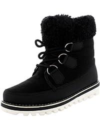 Mujer Eur 20 Botas 0 Zapatos Y Para es Amazon w04HqpZn