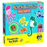 Full of Fun Beach Buddies with 25 Real Sea Shell Crafts Tropical Pallet of Paint & Felt Accents Jouets, Jeux, Enfant, Peu, Nourrisson