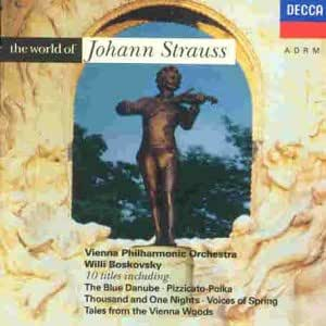 World of Johann Strauss