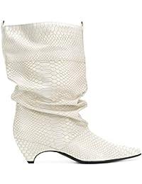 Stella McCartney Femme 515450W07609000 Blanc Polyuréthane Bottines eeff779da726