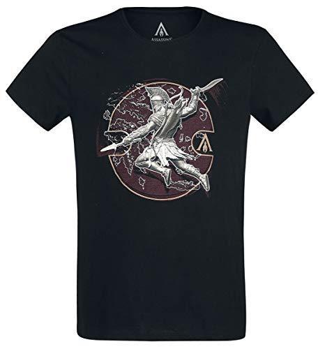 Assassin's Creed Odyssey - Alexios Desitiny T-Shirt schwarz L