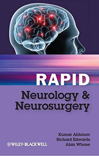 Rapid Neurology and Neurosurgery by Kumar Abhinav (2012-08-10)