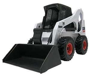 Big Farm - 42525 - Véhicule Miniature - Chargeuse Compacte Bobcat S300