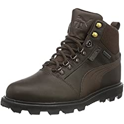 Puma Tatau Fur Boot GTX, Botines Unisex Adulto, Marrón-Braun (Chocolate Brown-Chocolate Brown 01), 36 EU