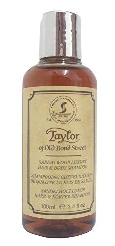 Taylor Of Old Bond Street Shampoo 100 ml Korp/Haar Sandelholz