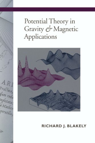 Potential Theory in Gravity and Magnetic Applications Paperback por Blakely
