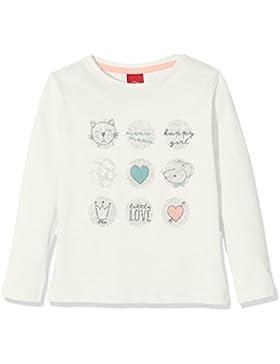 s.Oliver Baby-Mädchen Langarmshirt