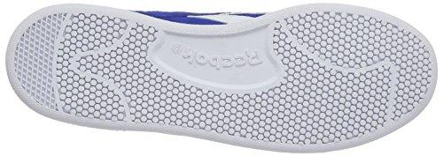 Reebok Npc Uk Retro, Sneakers Basses Homme Bleu (Collegiate Royal/White)