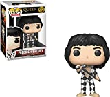 Funko- Pop Vinyl: Rocks: Queen: Freddie Mercury Figura da Collezione, Multicolore, 33731