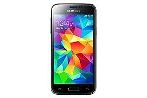 Samsung G800 Galaxy S5 Mini Smartphone débloqué (Ecran: 4.5 pouces - 16 Go) Noir (import Italie)