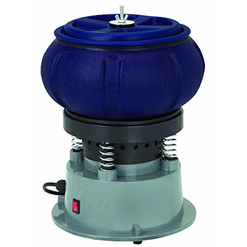 5 Lb. Metal Vibratory Tumbler Bowl -USATM by Harbor Freight Tools