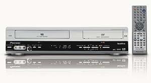 pioneer dvr rt400 combin lecteur enregistreur dvd vhs high tech. Black Bedroom Furniture Sets. Home Design Ideas