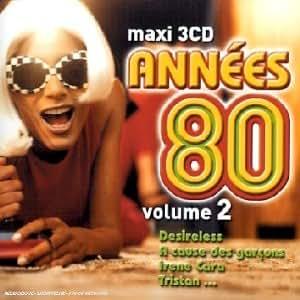 Maxi 3 CD - Années 80 Vol.2 [Import anglais]