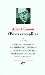 OEuvres complètes (Tome 2-1944-1948)