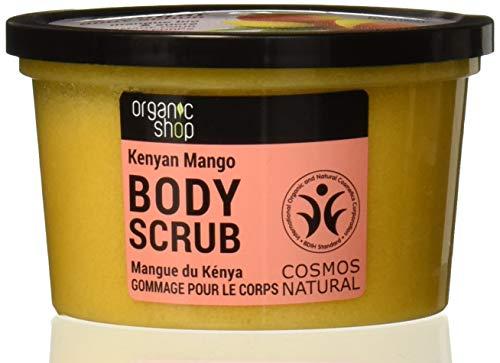 Organic Shop Mango Kenya Exfoliante Corporal - 250