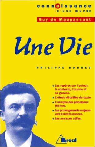 Une vie, de Maupassant par P. Bonneu