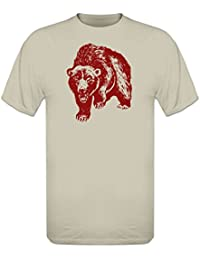 Grizzly Bär T-Shirt by Shirtcity