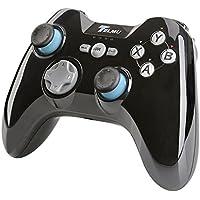 Telmu Controller Wireless Gamepad Joystick PC per Windows 7/8/8.1/10/VISTA/XP, Android Phones/TV Box/Tablet