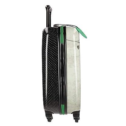 4129USmjlxL. SS416  - Gorjuss 3221661 The Scarff Juego de Maletas 67 cm, 97 litros, Verde