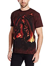 The Mountain 100% Cotton Fireball T-Shirt