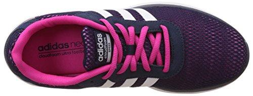 W maruni Adidas Donna Ftwbla Scarpe Rosimp Colore Da Blu Rosa Ginnastica Cloudfoam Velocità 51x1wBqv