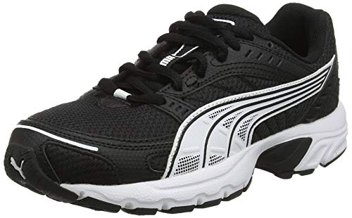 Puma Axis, Scarpe Sportive Indoor Unisex-Adulto, Nero Black White, 44 EU