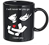 Best Husband Gifts From Wives - OddClick Valentine Gift for Girlfriend-Boyfriend I Will Never Review