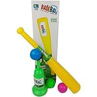 Niños bate de béisbol juguetes T-Ball Set entrenamiento físico deportes juguetes para interiores y exteriores