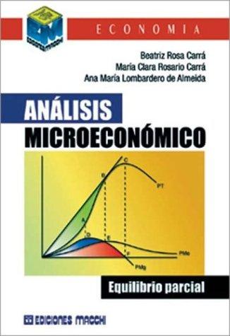 Analisis microeconomico por Beatriz Rosa Carra