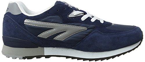 Herren Blau Navy Shadow Tec Hi Sneaker 5xZwpnnI6
