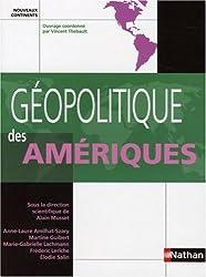 Géopolitique des Amériques (ancienne édition)