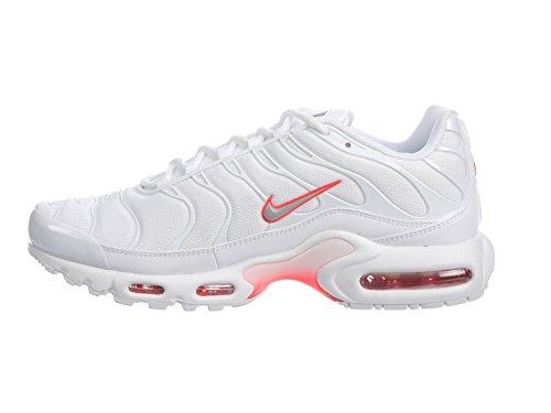 official photos 984c4 2fd54 Nike Air Max Plus Sneaker Turnschuhe Schuhe für Herren Weiß (WhiteWolf  Grey ...
