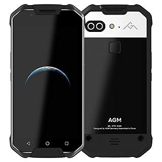 AGM X2 (Glass, 6GB+64GB)