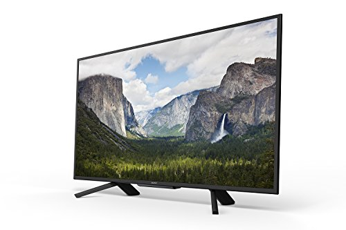 Sony 109.3 cm (43 inches) Bravia KLV-43W662F Full HD LED Smart TV (Black)
