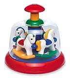 TOLO 7389139 - Pony Carousel, Kreisel
