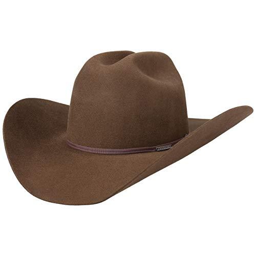 Stetson Chapeau Western 2X VitaFelt Cattleman Homme  53443f151a1d