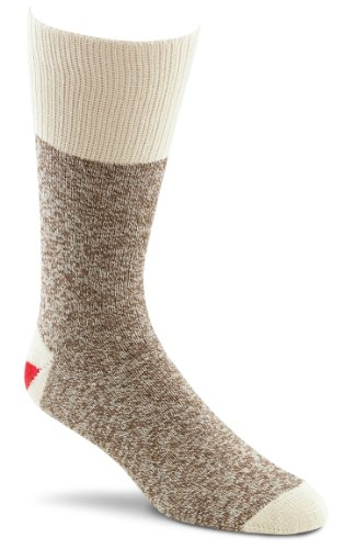 Fox River Original Rockford rot Ferse Arbeiten Socken, Braun, 6851-2XL06227 (Work Pack Socks 2)