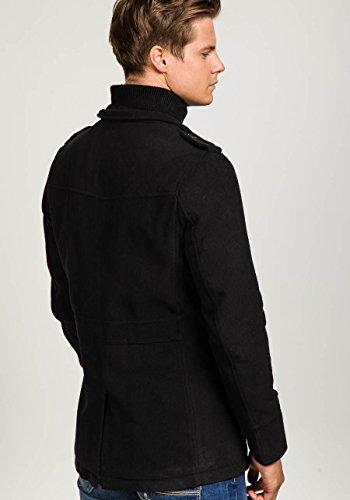 BOLF - Manteau classique – PPM 8856 - Homme Noir_8856