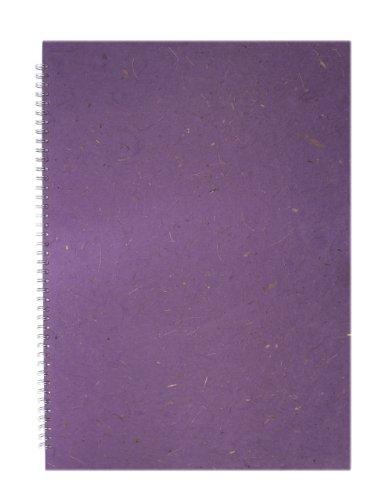 Pink Pig Sketchbook Amethyst A3 Hochformat Skizzenbuch Weiße Patrone 150gsm 35 Blatt