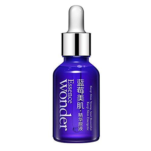 ROMANTIC BEAR Blueberry Hyaluronic Essence Acid Liquid Original Fluid Serum Moisturizing Whitening -