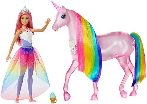 Barbie Dreamtopia Licorne