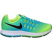 detailed look 15d43 de2d2 Nike - SCARPE NIKE ZOOM PEGASUS 33(GS) VERDE-CELESTE P E